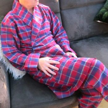 Somax Dressing Gown MS29